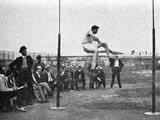 1904年第二届圣路易斯奥运会 跳高冠军琼斯