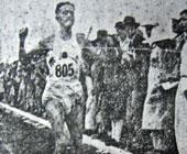 中国首位聋哑奥运选手楼文敖