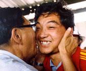 中国奥运第一金:许海峰