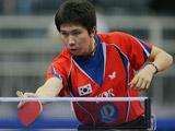 柳承敏,乒乓球