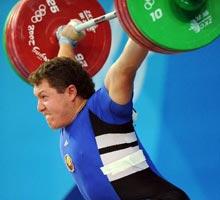 安·阿拉姆诺夫,举重,北京奥运,08北京