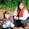 佩林和女儿