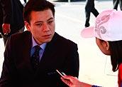 采访东风标致销售代表
