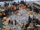 上海集中销毁问题奶粉