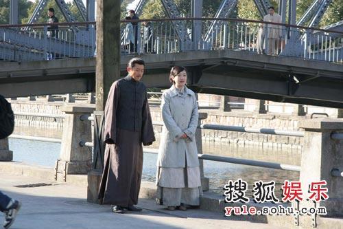 """在剧中薛佳凝成为了夏雨和伊能静之间的""""第三者"""""""