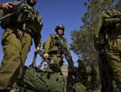 预备役士兵集结加沙边境