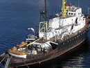 俄罗斯边防军的745型武装拖船