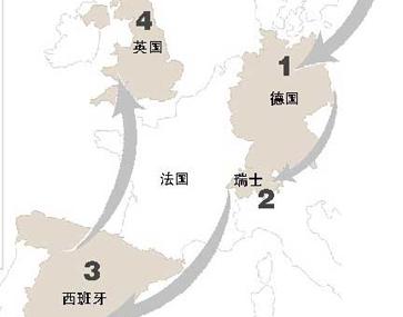 """赴欧采购团""""环法""""出访四国 规模可能超出150亿"""