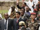 马达加斯加反对派领导人进入总统府