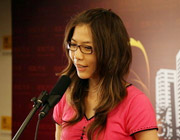 选手自我介绍 最爱女主播 2009上海车展