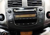 一汽丰田RAV4音响控制系统