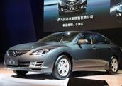 Mazda6睿翼 上市 现场 实拍图