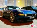 2009上海车展 麻辣板报 实拍奥迪S5 宝马Z8 法拉利430 盖多拉等