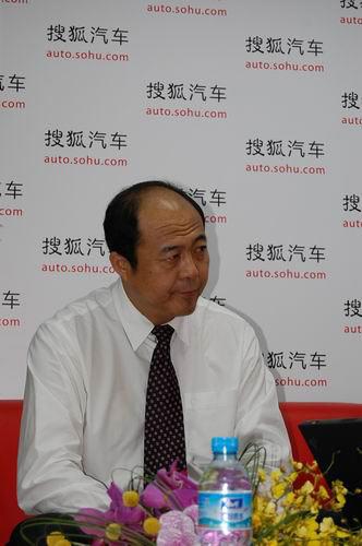 奇瑞销售总经理马德骥