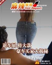 2009上海车展麻辣板报