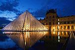 卢浮宫 规模最大的皇宫博物馆