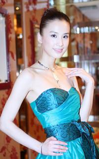 黄圣依,女星,珠宝,时尚