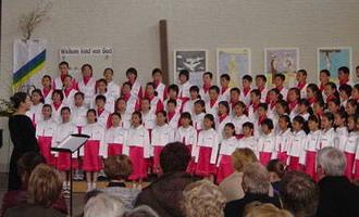北京七一小学合唱团
