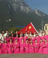闵行区教师合唱团