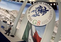 八国集团峰会寻求经济复苏之策