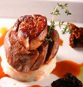 林柏轩La Brasserie招牌菜:香煎牛柳