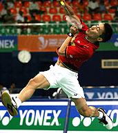 李宗伟,2009羽毛球世锦赛,羽球世锦赛