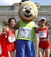 白雪,田径世锦赛,柏林世锦赛,柏林田径世锦赛,09田径世锦赛
