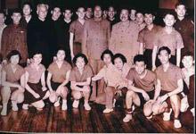 20世纪60年代中国乒乓球队