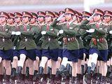 1999年江泽民检阅部队