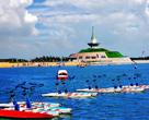 全运会,全运会帆船,帆板,皮划艇,赛艇