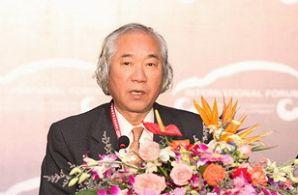 2009中国汽车产业发展国际论坛 日本汽车工业协会秘书长 岩武俊广