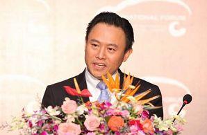 2009中国汽车产业发展国际论坛 重庆长安汽车股份有限公司董事长 徐留平