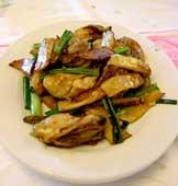 欢乐海鲜酒家 姜葱生蚝