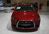 2009上海车展LancerEx