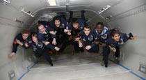 青少年航天科技体验