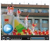 60年大庆,刘翔,国庆庆典