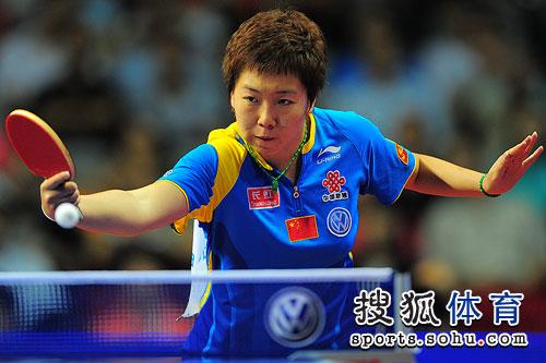 女子世界杯 李晓霞4 0冯天薇 李晓霞获得季军