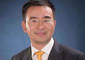 中国进口汽车贸易有限公司董事长兼总经理丁宏祥与会