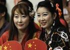 日本姐妹追星中国男排,排球粉丝,美女粉丝,日本美女,排球宝贝,排球拉拉队,排球美女,排球新闻,排球图片,排球,全运会