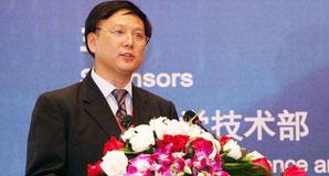 中国汽车工程研究院院长任晓常