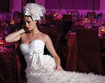 Dorian Ho在Mira举办婚纱设计展
