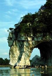 桂林山水天堂之旅