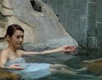 金华武义溪温泉
