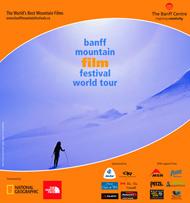 2009年加拿大班夫山地文化电影节海报