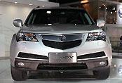 2009 广州车展 新讴歌MDX