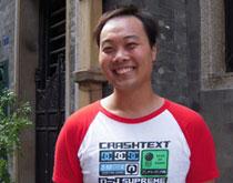 发现广州第三季 创意之旅选手Julius