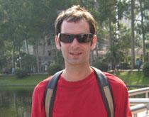 发现广州第三季 活力之旅选手Adam Warner