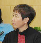 梁晓燕(北京市西部阳光农村发展基金会秘书长)