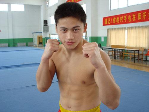 山东队75公斤级队员 宋大鹏