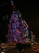 香港旅游,圣诞,香港美景,尖东,百周年纪念公园